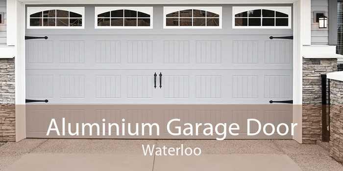 Aluminium Garage Door Waterloo