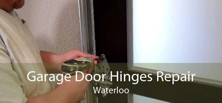 Garage Door Hinges Repair Waterloo