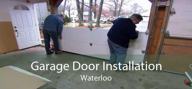 Garage Door Installation Waterloo