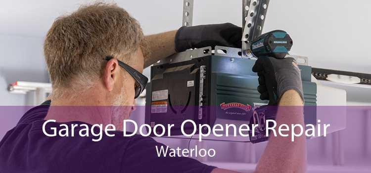 Garage Door Opener Repair Waterloo