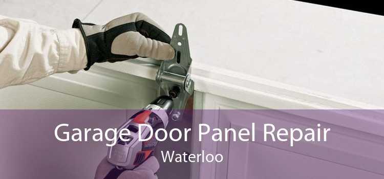 Garage Door Panel Repair Waterloo