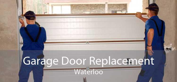 Garage Door Replacement Waterloo