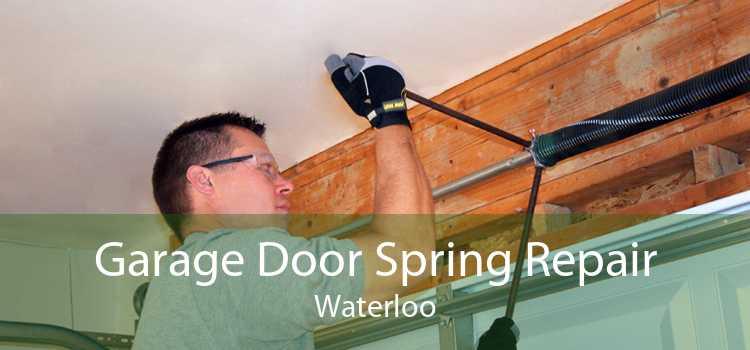 Garage Door Spring Repair Waterloo