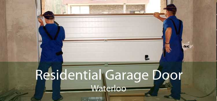 Residential Garage Door Waterloo