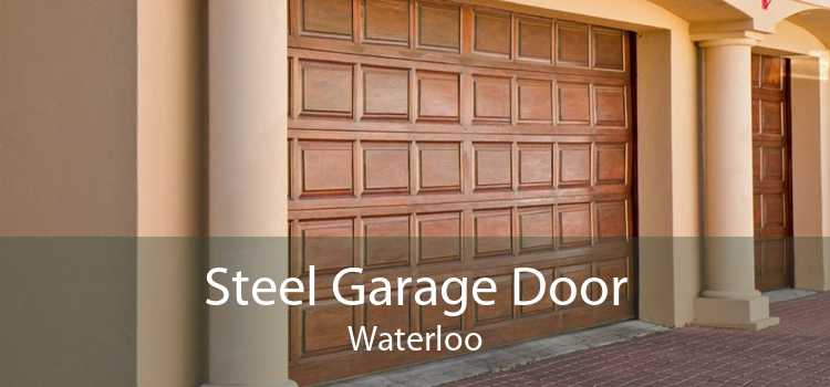 Steel Garage Door Waterloo